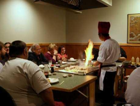 Kyoto Japanese Steak House
