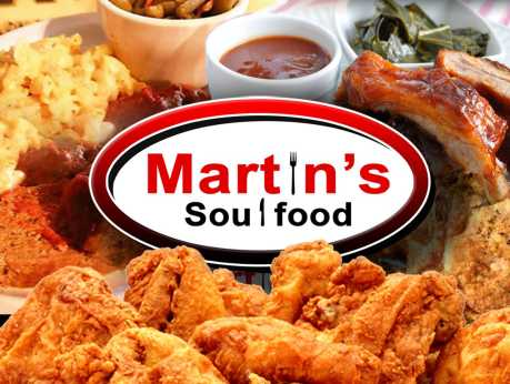 Martin's Soulfood & Catering