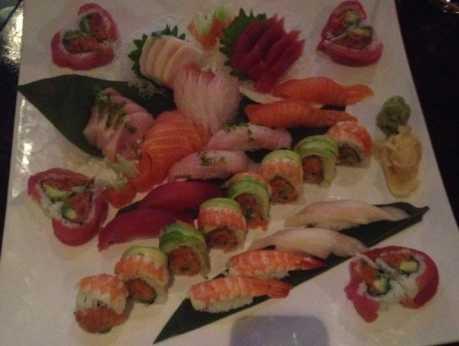 Mikado - Sushi