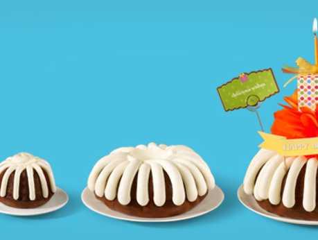 Nothing Bundt Cake