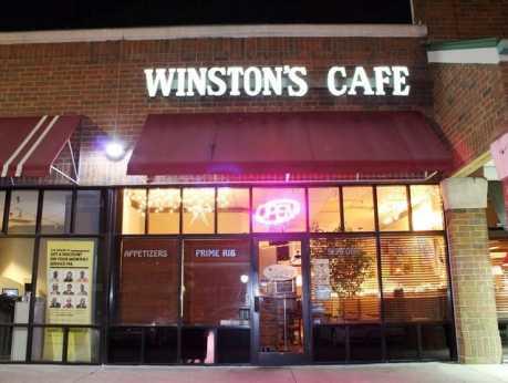 Winston's Cafe'