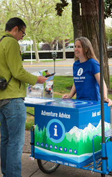 Mobile Visitor Services
