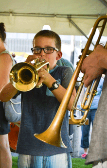 Eugene Symphony Kids Event
