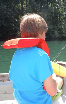Life Jacket Boating Safety