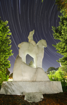 Springfield Horse Statue by David Putzier