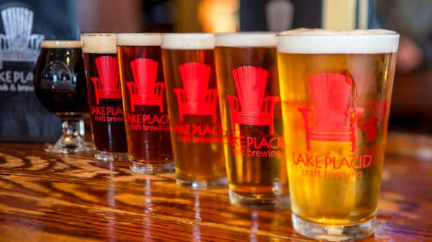 Lake Placid Pub & Brewery