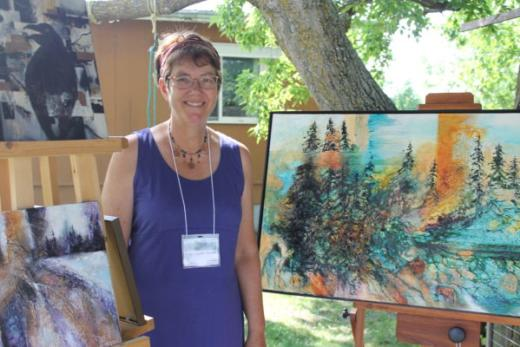Boreal Shores Art Tour