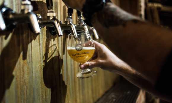 BarrelHouse Brewing SLO - Beer