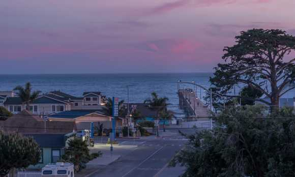 0033_The Pier at Sunset_299 Cayucos.jpg