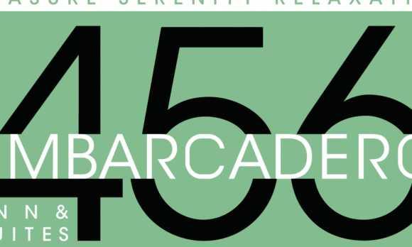 456 Embarcadero Inn & Suites Logo