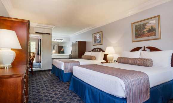 Sands Inn and Suites San Luis Obispo Hotel Room