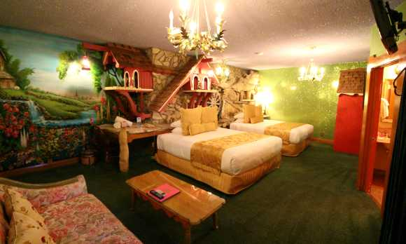 Old Mill Guest Room