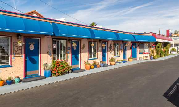 Seaside Motel - Exterior
