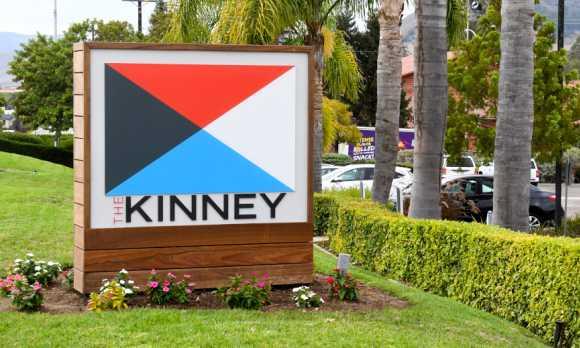 The Kinney Sign