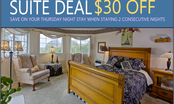 Thursdays Suite Deal