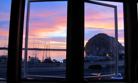 Front Street Inn - Sunset view