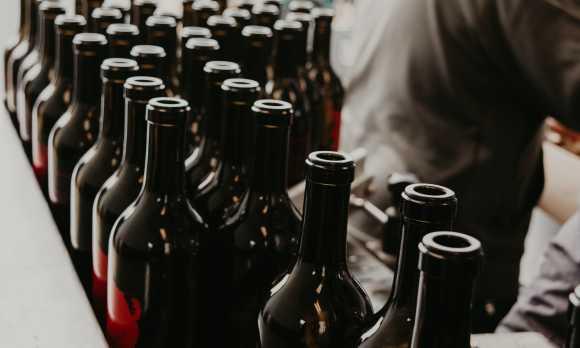 Bottling Line Spring 2018