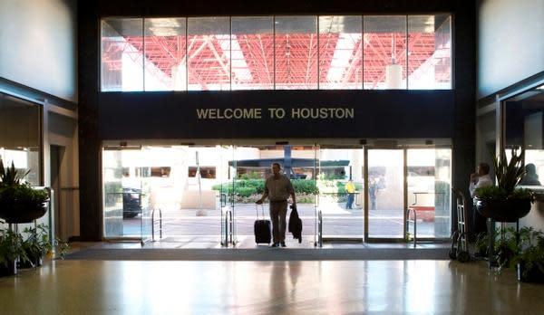 William P. Hobby Airport Interior