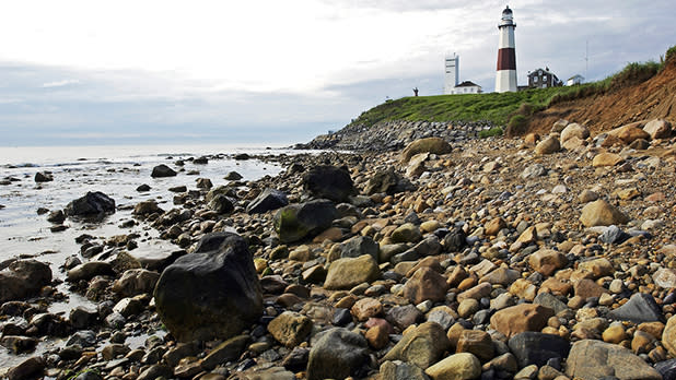 Montauk Lighthouse in Long Island