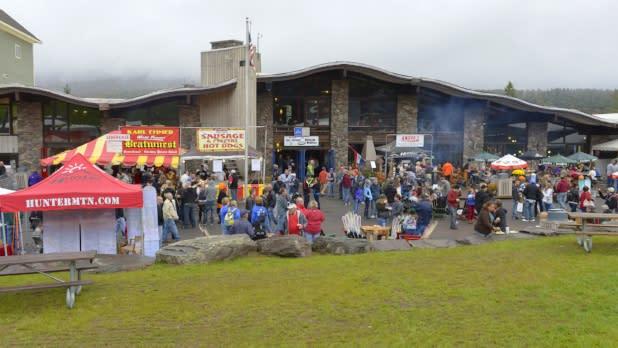 Hunter Mountain Oktoberfest