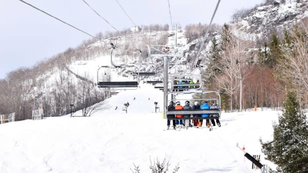 Hunter Mountain Ski Lift