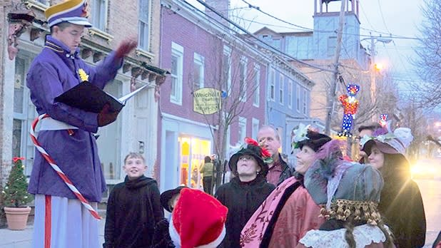 Athens Annual Victorian Stroll