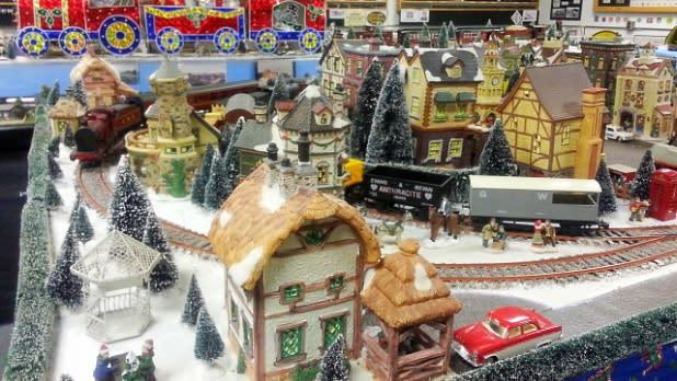 Oswego Railroad Museum