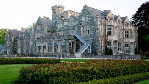 Gold Coast Mansion- Hempstead House, Sands Point Preserve