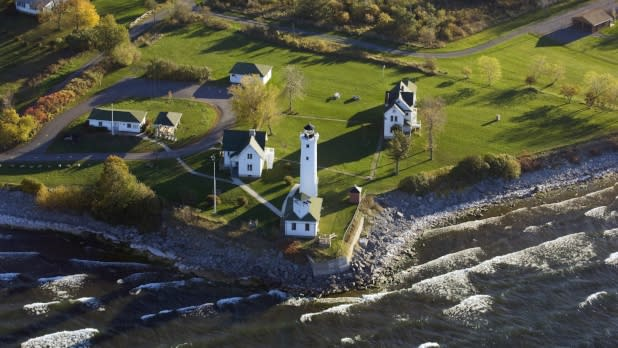 Tibbetts Point Lighthouse