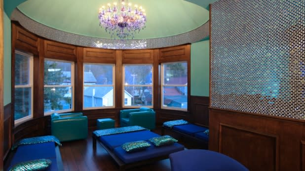 The Shimmer Spa at the Roxbury