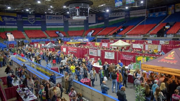 Utica Wine & Chocolate Festival