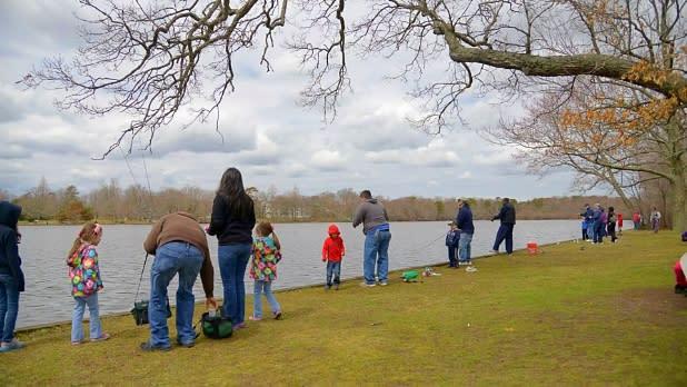 Spring Family Freshwater Fishing Festival