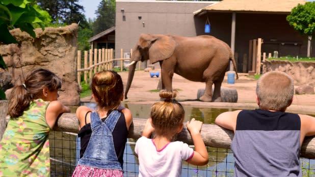 Seneca Park Zoo