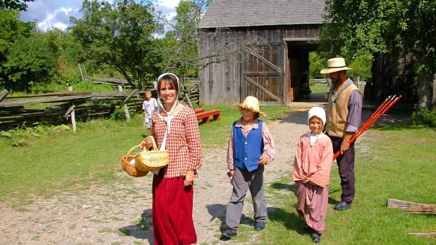 Genesee Country Village & Museum - Photo Courtesy of GCVM