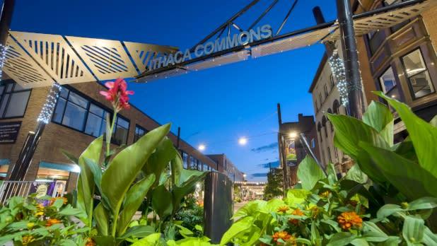 Ithaca Commons