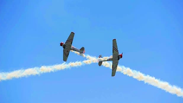 The Bethpage Air Show at Jones Beach