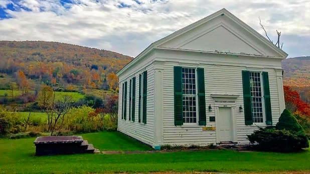 Old School Baptist Church