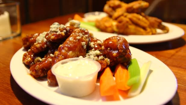 The Buffalo Wing Trail