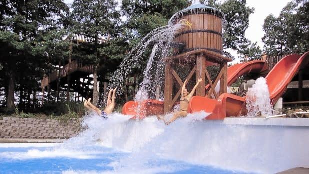 Splish Splash Water Park in Long Island