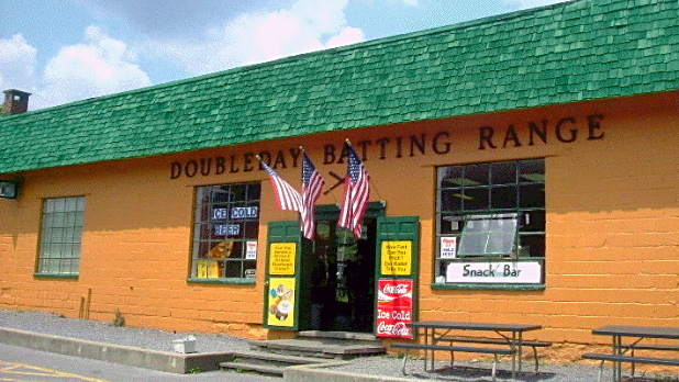 Doubleday Batting Range, Cooperstown