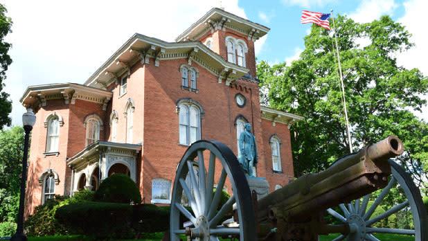 Fenton History Center - Photo Courtesy of Fenton History Center