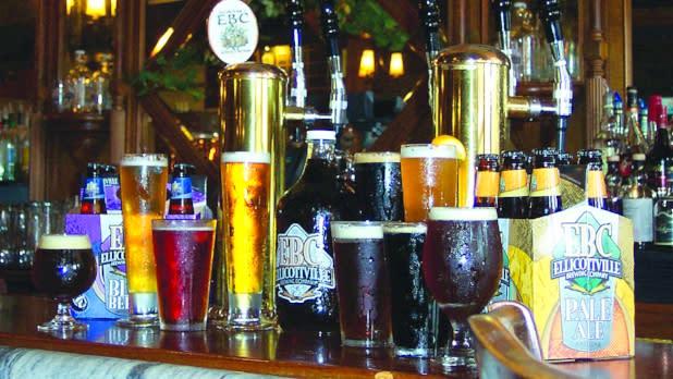 Ellicottville Brewing