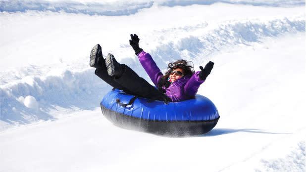 Rocking Horse Ranch Resort - Snow tubing