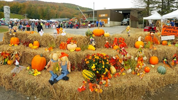 Gore Mountain Harvest Festival