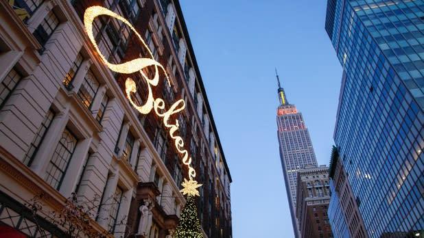 Macys Herald Square _ Photo by Joe Buglewicz - Courtesy of NYC & CO