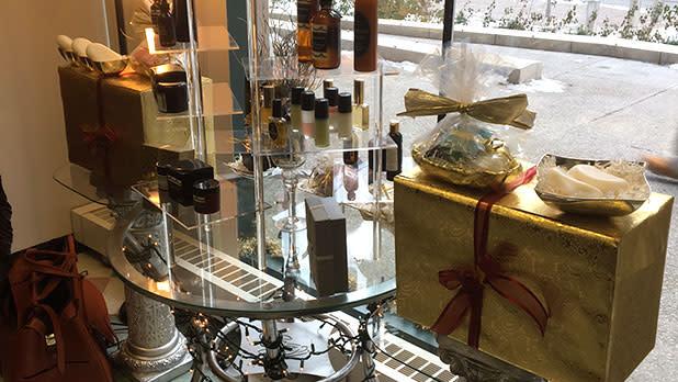 Buffalo's Queen City Pop Up Shop Interior