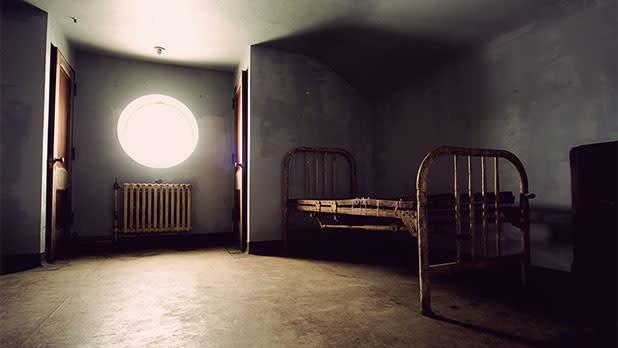 Room at Rolling Hills Asylum