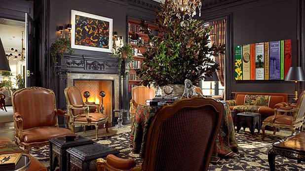 Glenmere Mansion Interior