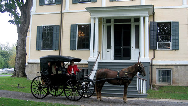 Granger Homestead and Carriage Museum
