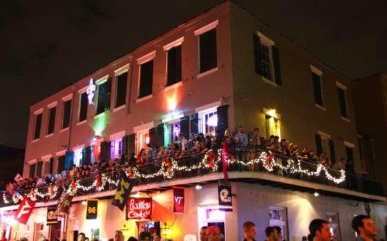 Mardi Gras Balcony Tickets